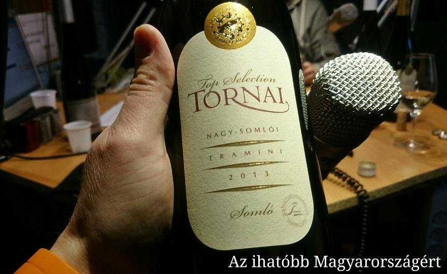 Tornai Top Selection Tramini 2013