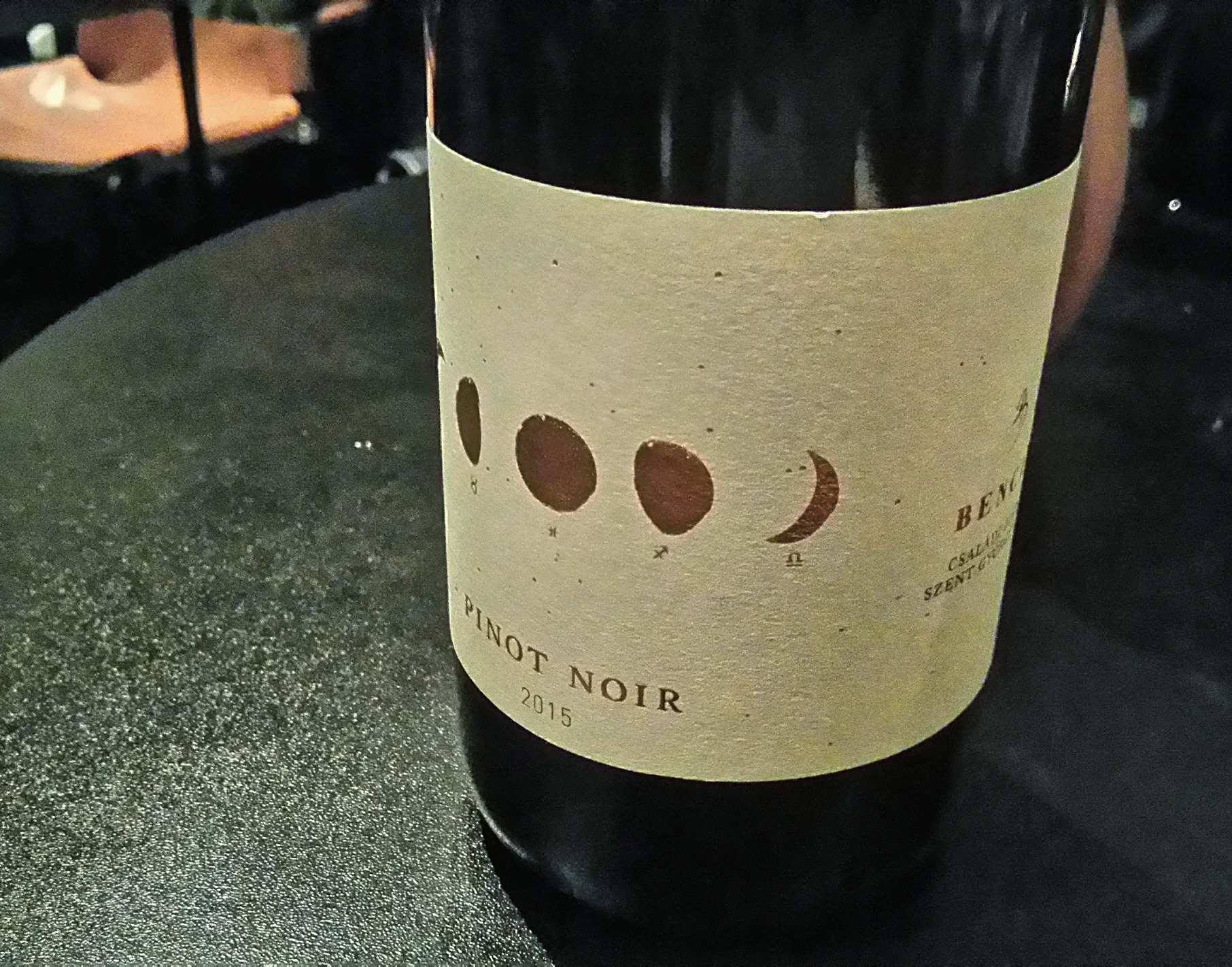 Bencze Pinot