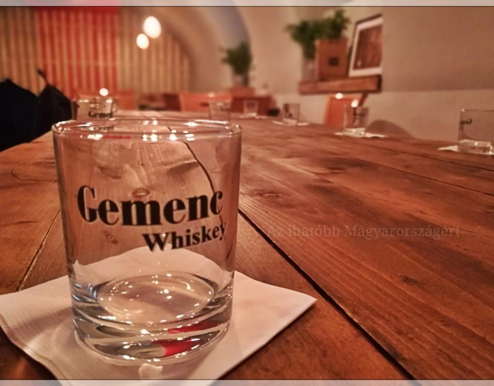 whiskey pohár