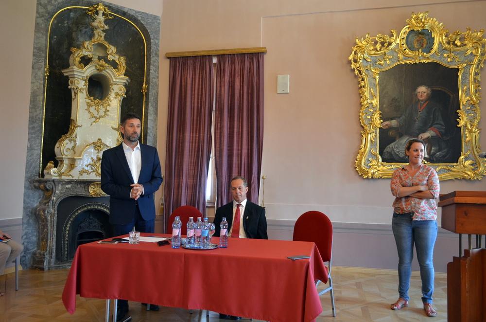 Lőrincz György, Hernádfői Csaba, Koklács Kata