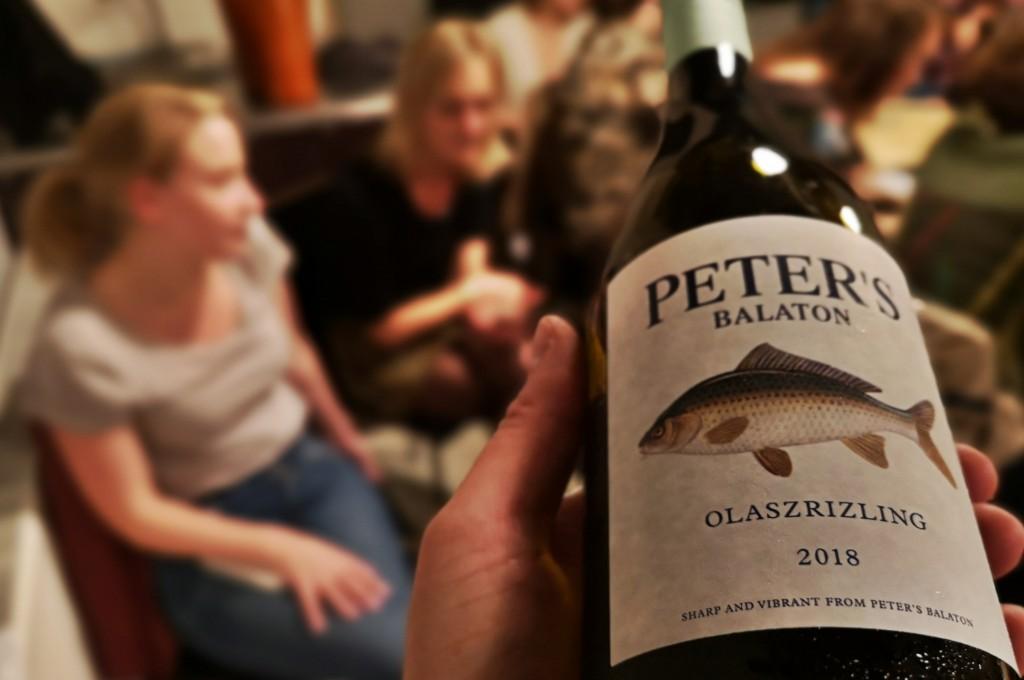 PETER'S BALATON