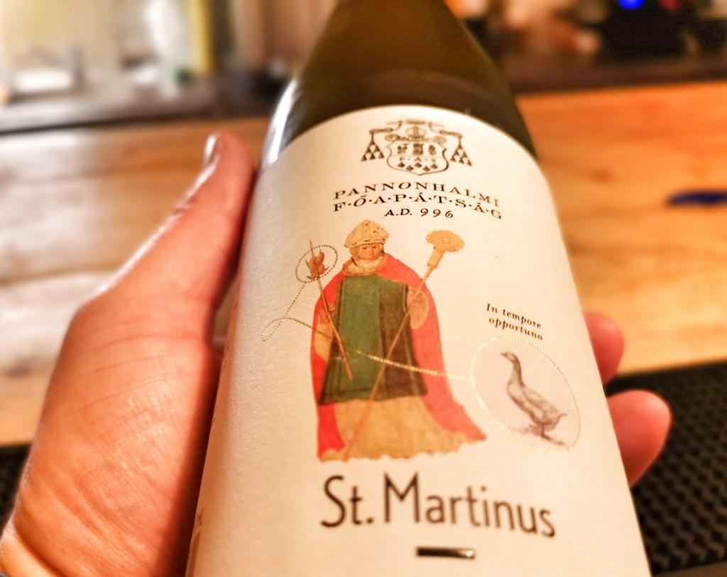 St. Martinus (Szent Márton) (Királyleányka és Tramini) 2019