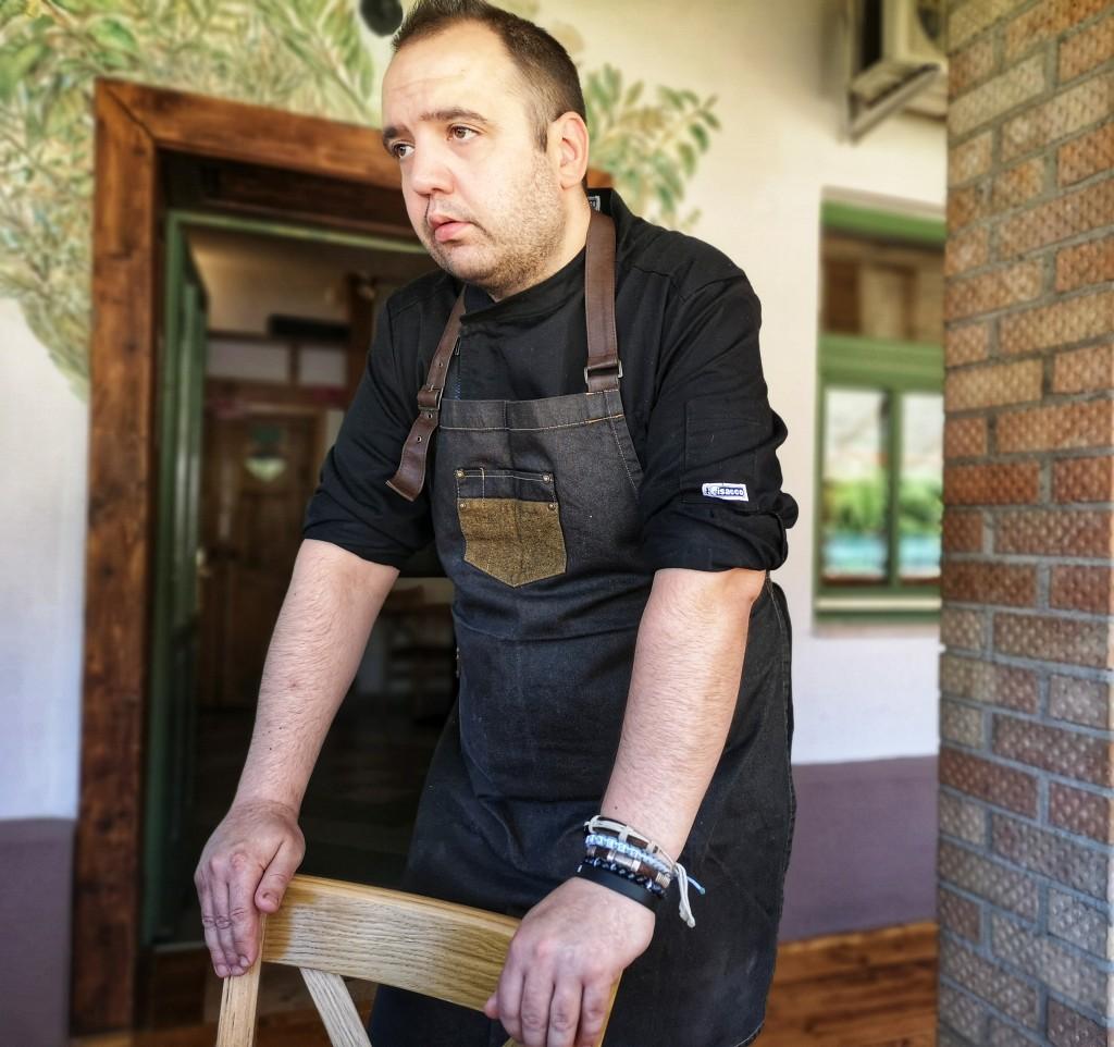 Lőrincz György Chef