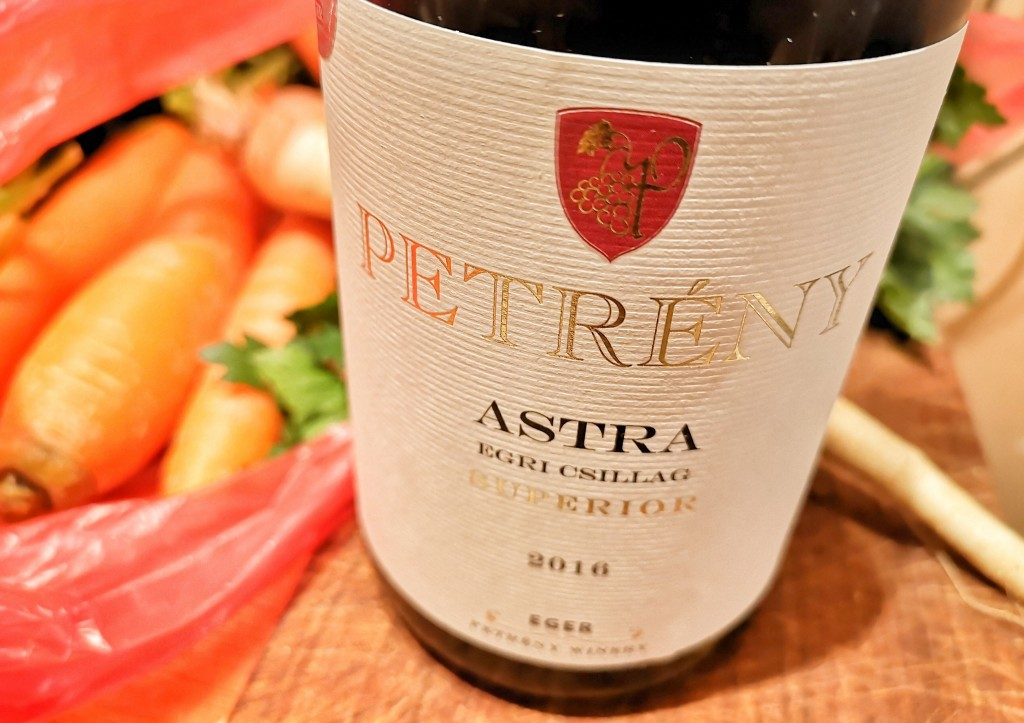 Petrény Astra 2016